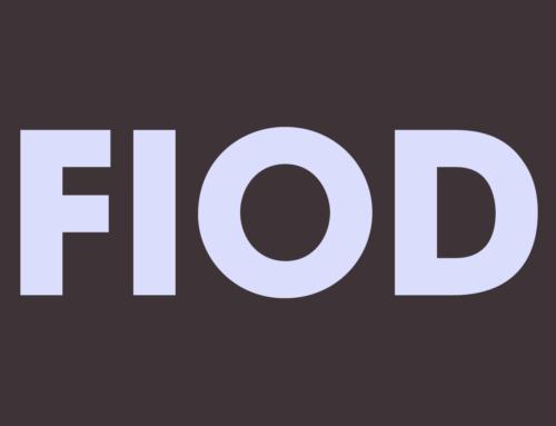 Hoe werkt de FIOD